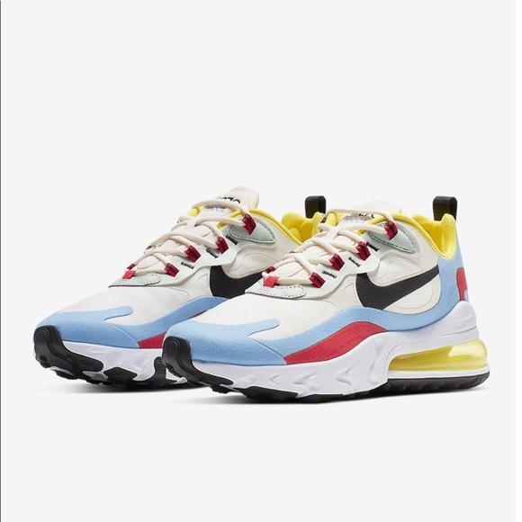 nike air max 270 react (bauhaus art) men's shoes